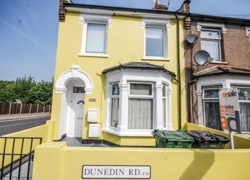 Thumbnail 2 bedroom flat for sale in Dunedin Road, Leyton