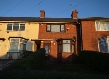 3 bed terraced house for sale in Woodhouse Road, Quinton, Birmingham B32