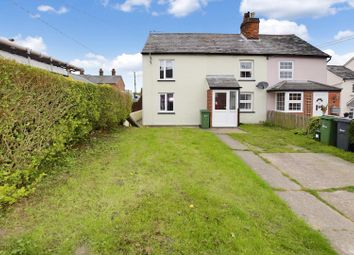 Thumbnail 2 bed end terrace house for sale in Mount Pleasant, Halstead