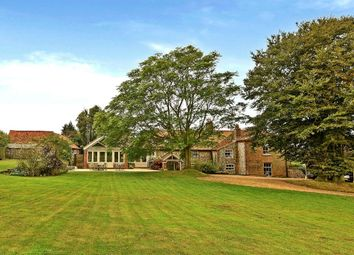 Thumbnail 6 bed detached house for sale in Docking Road, Bircham Newton, King's Lynn