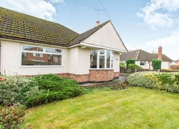 Thumbnail 2 bed bungalow for sale in Queens Drive, Sandbach