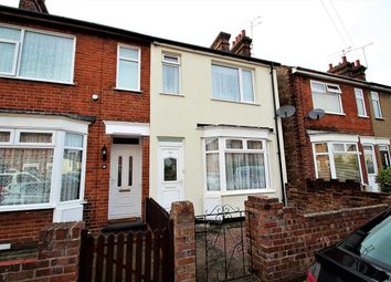Thumbnail 3 bed semi-detached house for sale in Wallace Road, Ipswich