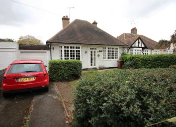 Thumbnail 2 bedroom detached bungalow for sale in Connaught Avenue, Grays