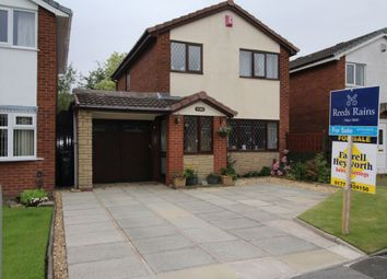 Thumbnail 3 bed detached house for sale in Hornby Croft, Leyland