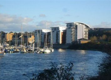 Thumbnail 2 bedroom flat to rent in Pierhead View, Penarth