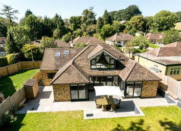 Thumbnail 4 bed detached house for sale in Cherry Drive, Forty Green, Beaconsfield, Buckinghamshire