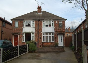 Thumbnail 2 bed semi-detached house to rent in Granville Avenue, Long Eaton, Nottingham