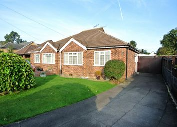 Thumbnail 2 bed bungalow for sale in Audley Close, Addlestone