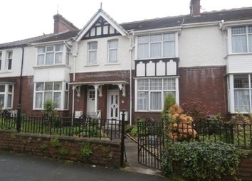 Thumbnail 3 bed terraced house to rent in Coleshill Terrace, Llanelli