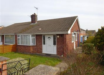 Thumbnail 2 bed semi-detached bungalow for sale in Sussex Road, York