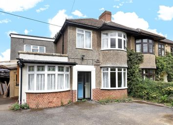Thumbnail 4 bed semi-detached house to rent in Norreys Road, Cumnor
