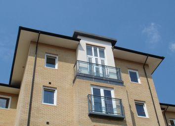 Thumbnail 1 bed flat to rent in Hampden Gardens, Cambridge