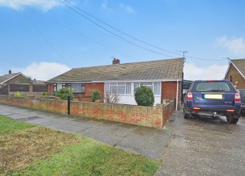 Thumbnail 2 bed detached bungalow to rent in Derville Road, Greatstone, New Romney