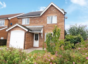 Thumbnail 4 bed detached house for sale in Martin Way, New Waltham, Grimsby, Yorkshire