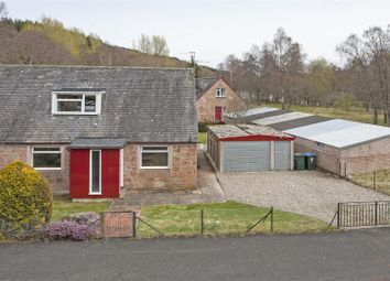 Thumbnail 3 bed semi-detached house for sale in Dalcroy Crescent, Tummel Bridge, Pitlochry