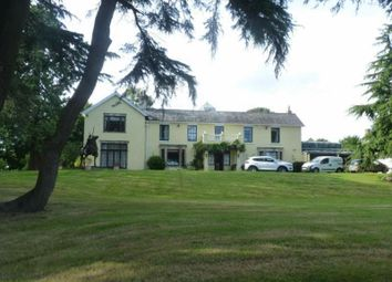 Thumbnail 7 bed country house for sale in Catsash, Newport