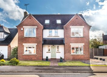 Thumbnail 6 bed detached house for sale in Heath Ride, Strensall, York