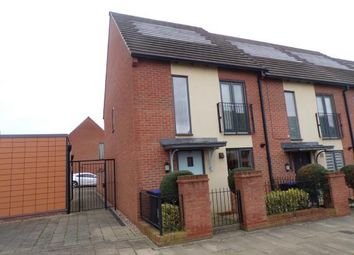 Thumbnail 3 bed end terrace house for sale in Gifford Lane, Upton, Northampton, Northamptonshire