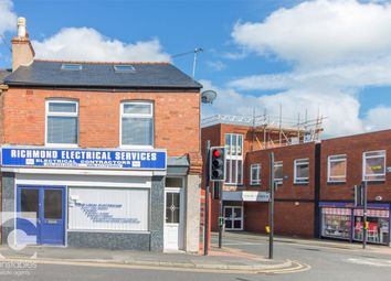 Thumbnail 2 bed semi-detached house for sale in Ground Floor Office And Duplex Apartment, Liverpool Road, Neston, Cheshire