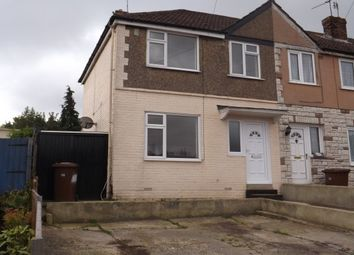 Thumbnail 3 bed property to rent in Hawthorn Road, Strood, Rochester
