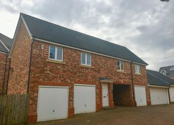 Thumbnail 2 bed flat to rent in Barmoor Drive, Gosforth, Newcastle Upon Tyne