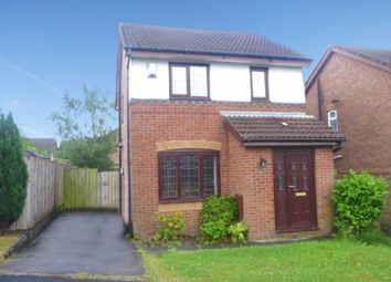 Thumbnail 3 bedroom detached house to rent in Shillingten Close, Worsley, Manchester