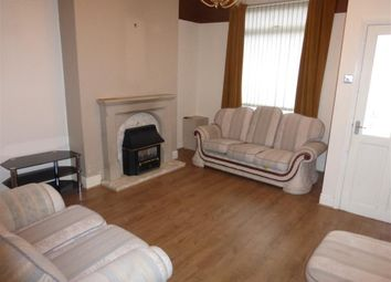 Thumbnail 3 bed terraced house to rent in Cundall Road, Hartlepool