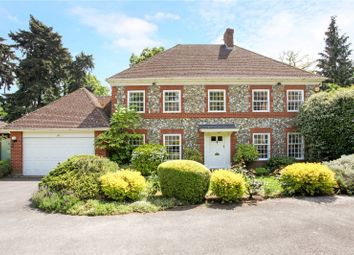 Thumbnail 4 bed detached house for sale in Fairlawn Park, Windsor, Berkshire