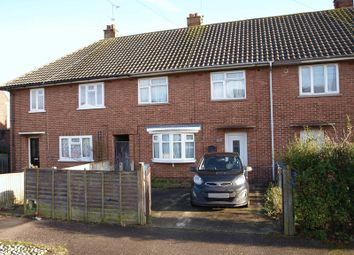 Thumbnail 3 bed terraced house for sale in Briarwood Road, Lowestoft