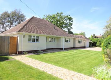 Thumbnail 4 bed bungalow for sale in Barton Court Avenue, Barton On Sea, New Milton