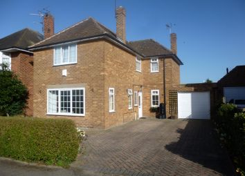 Thumbnail 3 bed detached house for sale in Rose Avenue, Retford