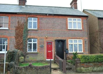 Thumbnail 2 bed terraced house to rent in Grove Road, Harpenden, Hertfordshire