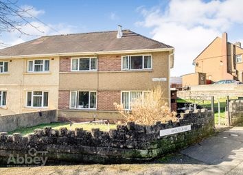 Thumbnail 3 bed semi-detached house for sale in Heol Y Graig, Tonna, Neath