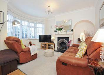 Thumbnail 4 bed terraced house for sale in Old Manor Drive, Isleworth