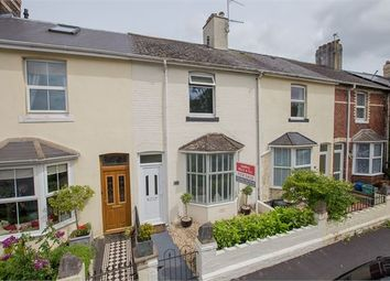 Thumbnail 3 bedroom terraced house for sale in Forde Close, Newton Abbot, Devon.