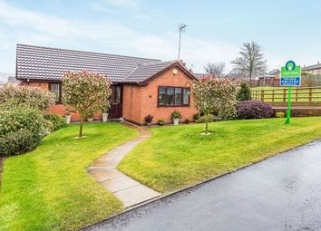 Thumbnail 2 bed bungalow for sale in Gresley Wood Road, Church Gresley, Swadlincote