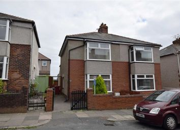 Thumbnail 2 bed semi-detached house for sale in Harrogate Street, Barrow-In-Furness, Cumbria