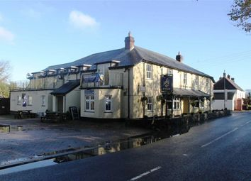 Thumbnail Pub/bar for sale in The Bickford Arms, Brandis Corner, Holsworthy, Devon