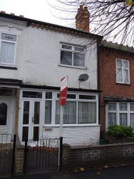 Thumbnail 3 bedroom terraced house to rent in Geraldine Road, Yardley, Birmingham