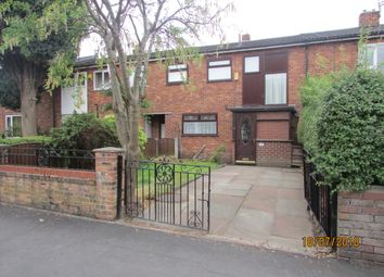 Thumbnail 3 bed terraced house to rent in Lapwing Lane, Stockport
