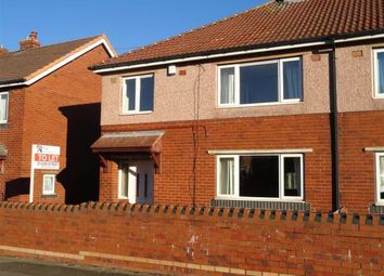 Thumbnail 4 bed semi-detached house to rent in Birthwaite Road, Darton, Barnsley