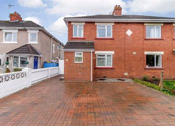 Thumbnail 3 bed semi-detached house for sale in Fairfield Road, Chepstow, Monmouthshire