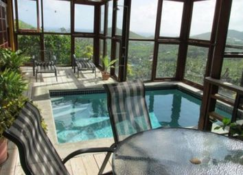 Thumbnail 4 bed villa for sale in Home With Panoramic Views, Cas En Bas, St Lucia