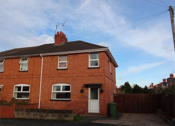 Thumbnail 3 bed semi-detached house to rent in Hopton Street, Worcester