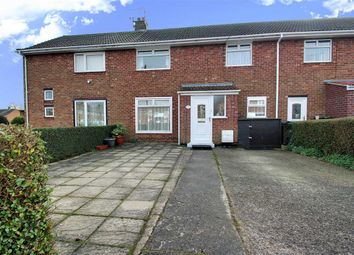 Thumbnail 3 bed terraced house for sale in Keddington Avenue, Lincoln