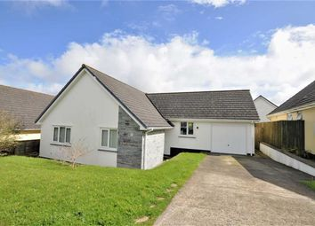 Thumbnail 3 bed detached bungalow to rent in Upton Meadows, Bude, Cornwall