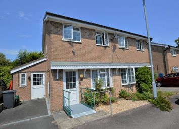 Thumbnail 3 bed semi-detached house for sale in Roman Way, Honiton, Devon