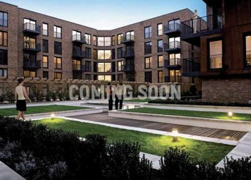 Thumbnail 1 bed flat to rent in Endeavour House, Marine Wharf, London