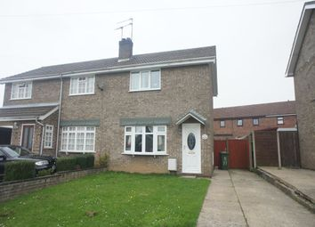 Thumbnail 2 bed semi-detached house to rent in Provan Crescent, Belton, Great Yarmouth