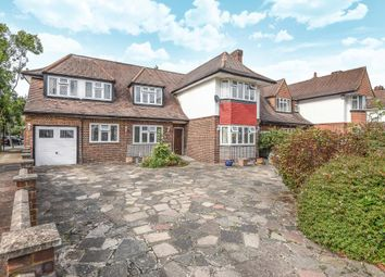 Thumbnail 6 bed detached house for sale in Dorset Drive, Canons Drive Estate